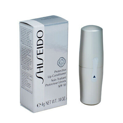 NEW! Shiseido Protective Lip Conditioner SPF10 4g (40% OFF RRP!)