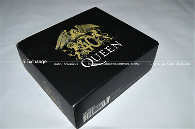 The Queen 40th Anniversary 30 CD Box Set Booklets Full Collection Factory New