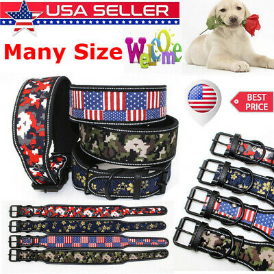 Downtown Pet Supply Adjustable Quick Release Dog Collar with Metal Buckle US