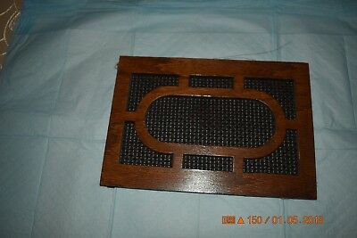 Side Access Wood Panel for Howard Miller GRANDFATHER CLOCK