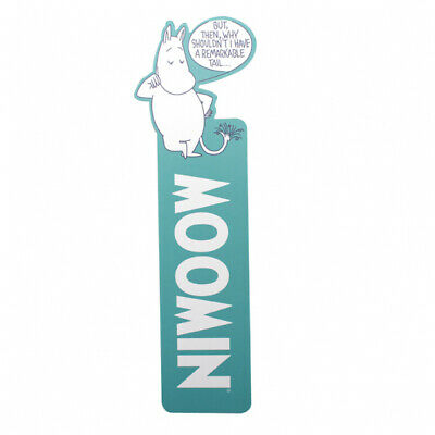 Moomin Bookmark - Remarkable Tail - New!