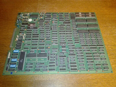 Street Fighter II The World Warrior PCB-Jamma from 1991/92 with Extras !!!