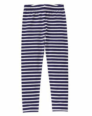 NWT Gymboree Leggings Mix and Match Striped Navy Blue Girls many sizes