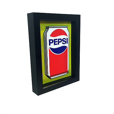 Pepsi Can 3D Pop Art Soda Sign Collectibles Funny Kitchen Decor Wall Artwork