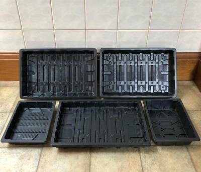 Full Size And Half Size Seed Trays With And Without Holes You Can Choose