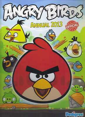 Angry Birds Official Annual 2013 - Hardback - Excellent Condition