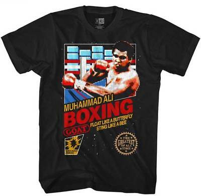 ef0aeb9f Muhammad Ali The Greatest Of All Time Heavyweight Champion Adult T Shirt  Boxing