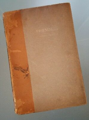 Essay on Friendship, Thoreau, Henry D. Published by The Roycrofters, 1903