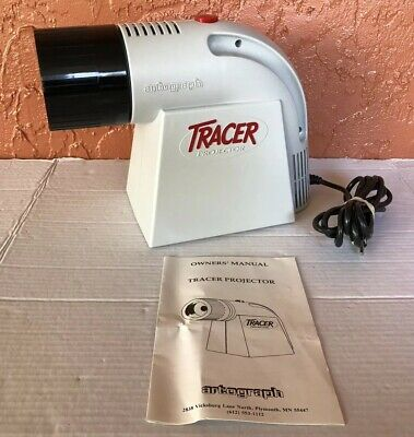 Tracer Projector Artograph Art Image Pattern Enlarger Model 225-360