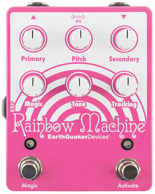 EarthQuaker Devices Rainbow Machine V2  FREE SHIPPING!