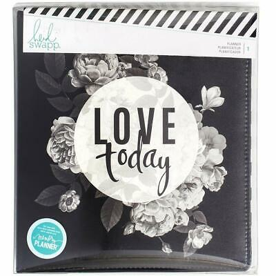 American Crafts 313352 Heidi Swapp Memory Planner Large Love Today