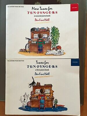 Tunes for Ten Fingers & More Tunes For Ten Fingers by Oxford University Press