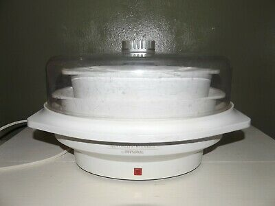 White Automatic Rice/Food Steamer By Rival-Works, Model 4450