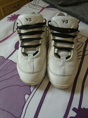 273d4df80 SUPERB Adidas Y-3 Yohji Yamamoto Men s Boxing Trainers Size UK 7