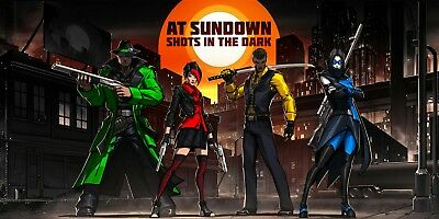 At Sundown: Shots in the Dark Game Nintendo Switch USA / Canada eShop