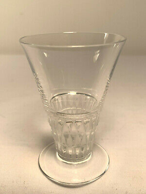 Lalique Bourgueil Cordial  3 Inches Tall (Take up to 4)