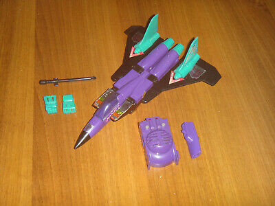 TRANSFORMERS G2 RAMJET With Original Weapons Check Out My