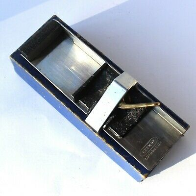 "Vintage CEFMOR Compositor's Composing Stick 6"" Boxed. Stainless Steel"