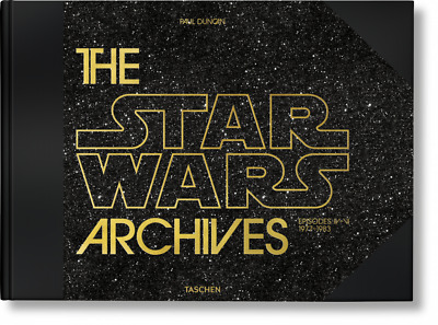 The Star Wars Archives: 1977-1983 by P. Duncan 9783836563406
