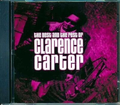 SEALED NEW CD Clarence Carter - The Best And The Rest Of Clarence Carter