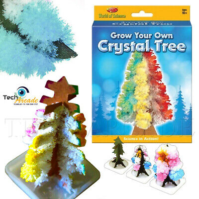 Grow your Own Crystal Tree Science Experiment Magic Tree Growing Kit