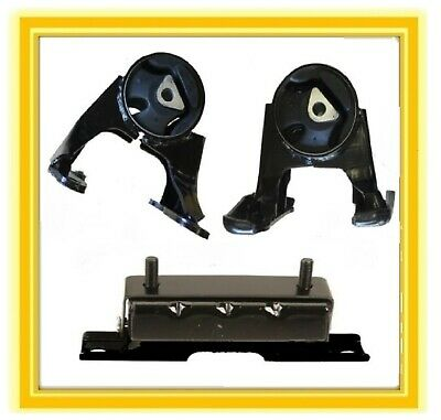3pc Motor Mounts fits 2006 2007 2008 2009 2010 Hummer H3 H3T 3.5L 3.7L
