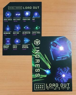 INGRESS - VERY Rare Portal Shield - 50 pcs - Fast Delivery