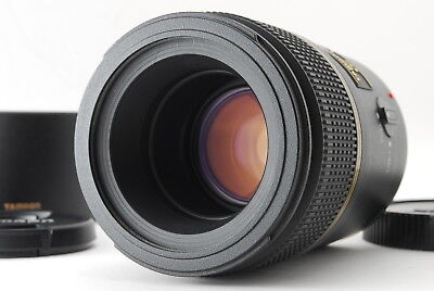 【Near MINT】Tamron SP 90mm f/2.8 Di MACRO Lens w/Hood For Canon From JAPAN 332