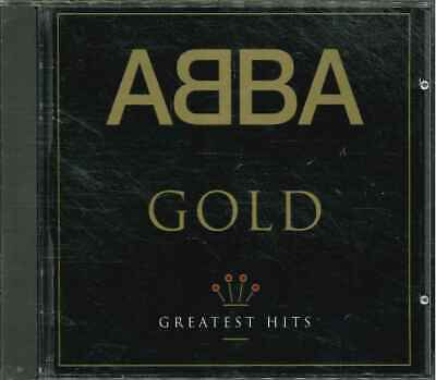 """ABBA """"Gold - Greatest Hits"""" Best Of CD-Album"""
