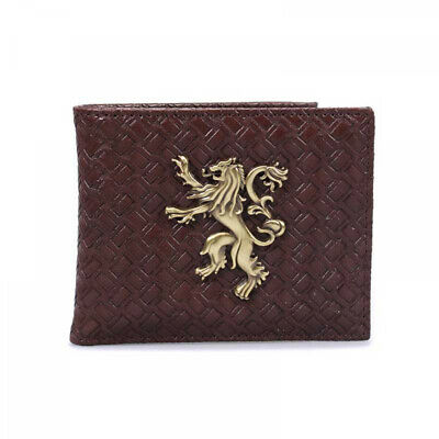 Game Of Thrones Wallet - Lannister - New!