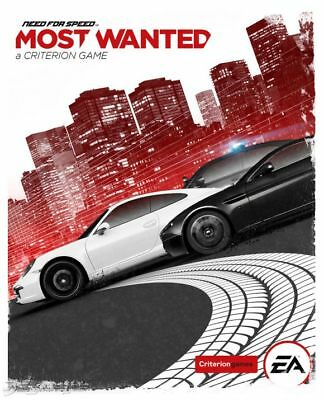 Need for Speed Most Wanted☑️PS3🎮Digital Game☑️Download☑️Please Read