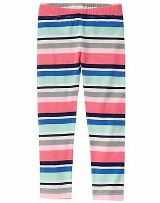 NWT Gymboree Girls Leggings Mix and Match Striped6/12m, 3T,4T,5/6, 10/12