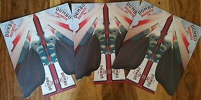 3 x Disney's  Dumbo Limited Edition Children's Aeroplane ODEON