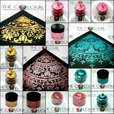 The Colour Shack® **tcs® Stencil Mousse** For Arts & Crafts Only