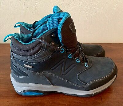 fac924b629cad New New Balance Women's 1400 Waterproof Hiking Boots Size 10.5 2E Extra Wide .