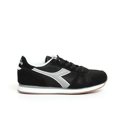 Scarpe Uomo Diadora Simple Run Nreo 80013 Sneakers sportive Nuovo Malone Shoes