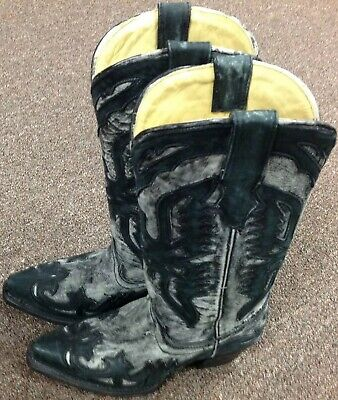 a1ddd99a3d8 CORRAL BOOTS | Women's Eagle Sequin| Inlay Snip Toe Cowgirl Boots ...