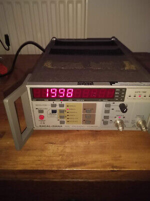Ex Mod Surplus Racal Dana 1998 Frequency Counter Vgwo