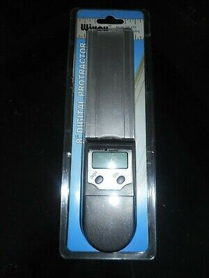 "WIXEY 8"" Digital Protractor Model WR 410 New in Package opened to test battery"