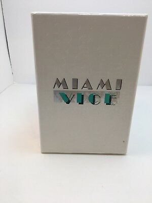 Miami Vice: The Complete Series (DVD, 2007, 27-Disc Set)