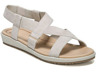 e40bf42c69a7 DR. SCHOLLS ORIGINAL Wooden Sandals - Womens Tan Nude Size 6 Made In ...