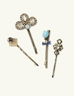 Victorian Trading Co Jill Schwartz Beautiful Bobby Pins Vintage Sparkle 28K