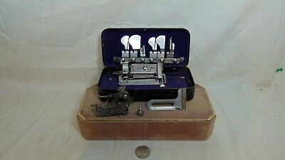 Vintage The Greist Mfg Co Sewing Machine Attachments