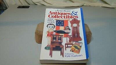 2002 Antique Trader Antiques & Collectibles Price Guide