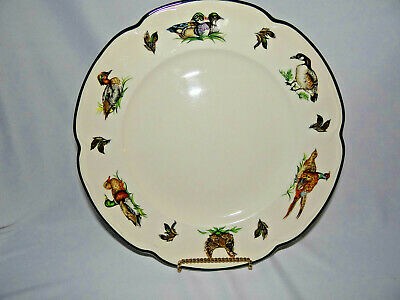 """Johnson Brothers BROOKSHIRE 10-1/2"""" DINNER PLATE Ducks Made in England~ 5 avail"""