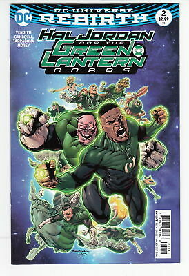 Hal Jordan And The Green Lantern Corps (2016 Dc) #2 A92041
