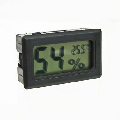 Mini Digital LCD Indoor/ Outdoor Thermometer Hygrometer Temperature Humidity