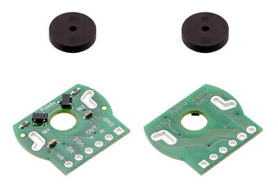 Pololu Magnetic Encoder Pair Kit Mini Plastic Gearmotors 12 CPR 2.7-18V PO1523