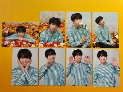 BTS JUNGKOOK Photocard Full Set WORLD TOUR LOVE YOURSELF JAPAN Official Photo