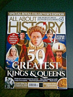 All About History Magazine Issue 67 (new) 2018